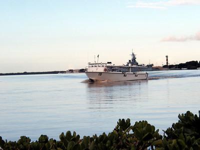 11  Arizona Memorial Transport Boat