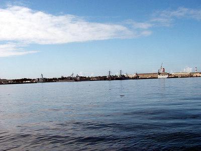 23  Ships in Dock at Pearl Harbor