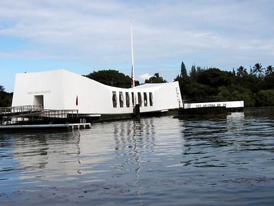 Pearl Harbor, Arizona Memorial, USS Missouri and Punchbowl National Cemetery
