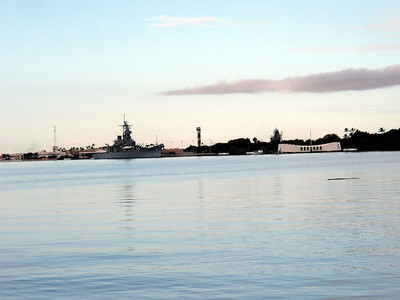 05  Arizonal Memorial and USS Missouri