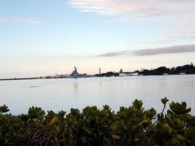 03  Arizonal Memorial and USS Missouri