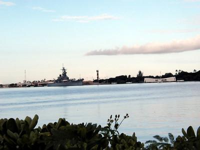 08  Arizonal Memorial and USS Missouri