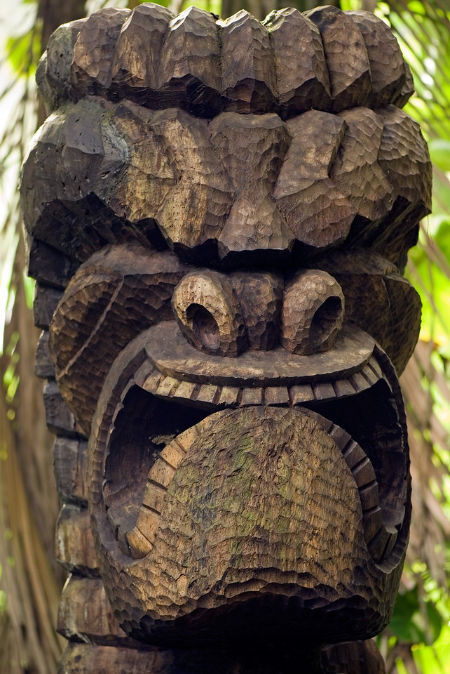 Ku, an ancient hawaiian god
