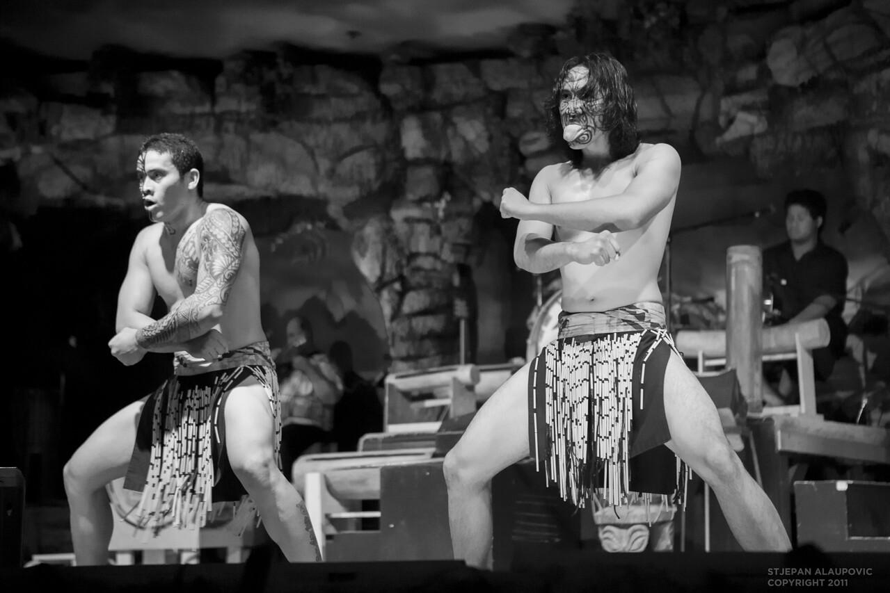 Luau Warriors