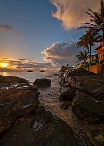 Kailua Beach Sunrise
