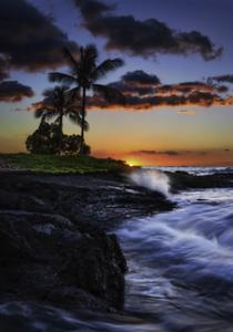 Hawaii - Kona Sunset
