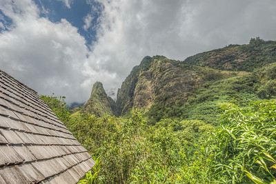 Iao Valley State Park, Maui, Hawaii, USA