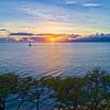 Sunset on Kaalapani Beach