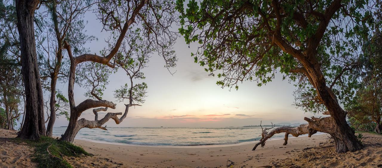 Oahu Beach Sunrise