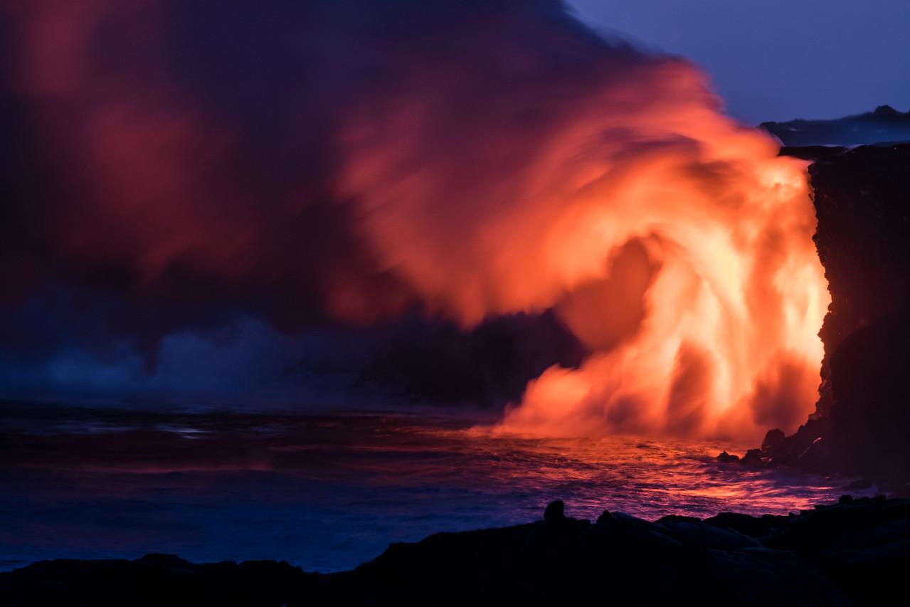 Swirling Light