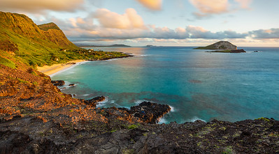 Sunrise at Makapu'u