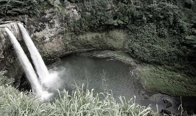 Wailua Falls pano