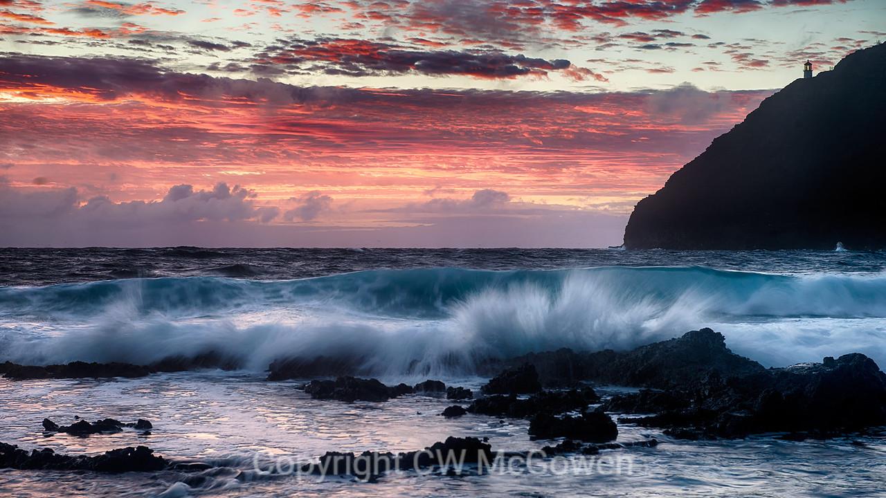 Makapu'u Lighthouse - Oahu
