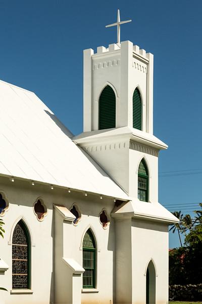 St. Francis Church, Kalaupapa, Molokai, Hawaii
