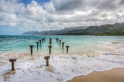 North Shore of Oahu, Hawaii
