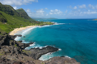 Eastern coastline (Oahu)