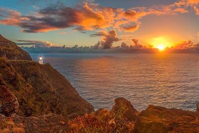 Sunrise, Makapu'u Lighthouse