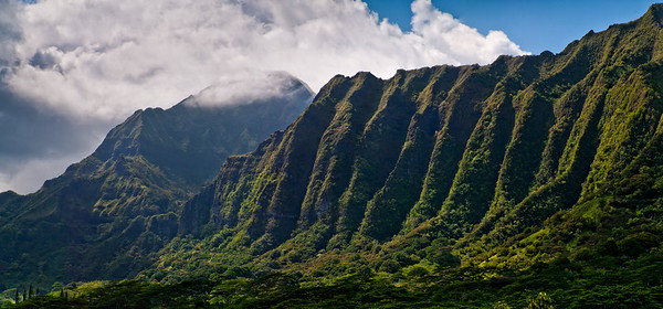 Ko'olau Mountains