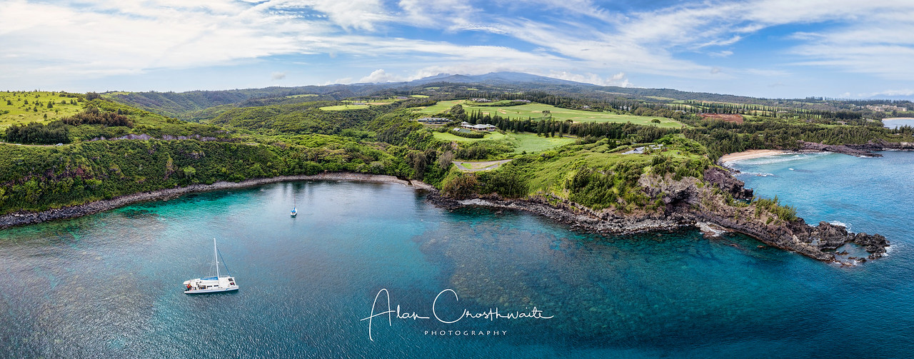 Honolua Bay, Maui, Hawaii