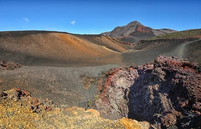 Lava Tube, Haleakala Volcano