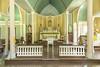 St. Philomena Church, built by Father Damien and begun in 1873, Kalawao, Molokai, Hawaii