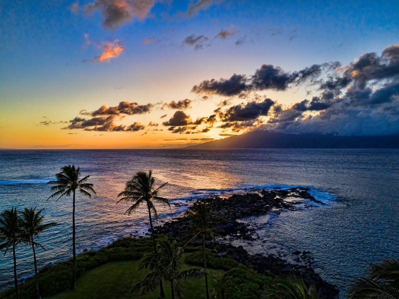 Kapalua Point, Maui.