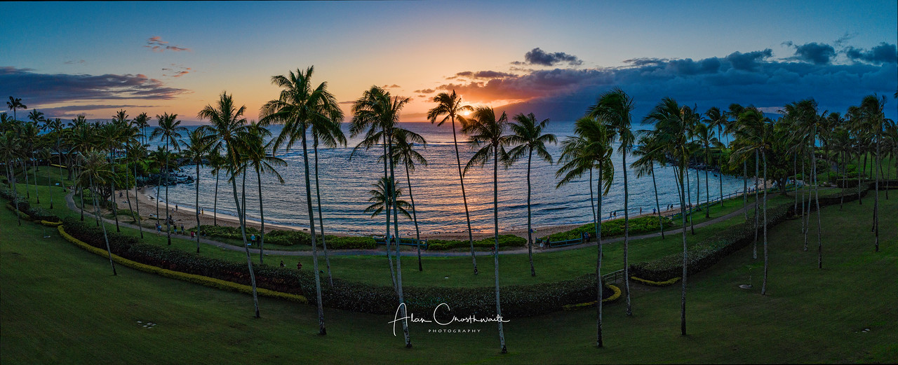 Kapalua Bay Panoramic