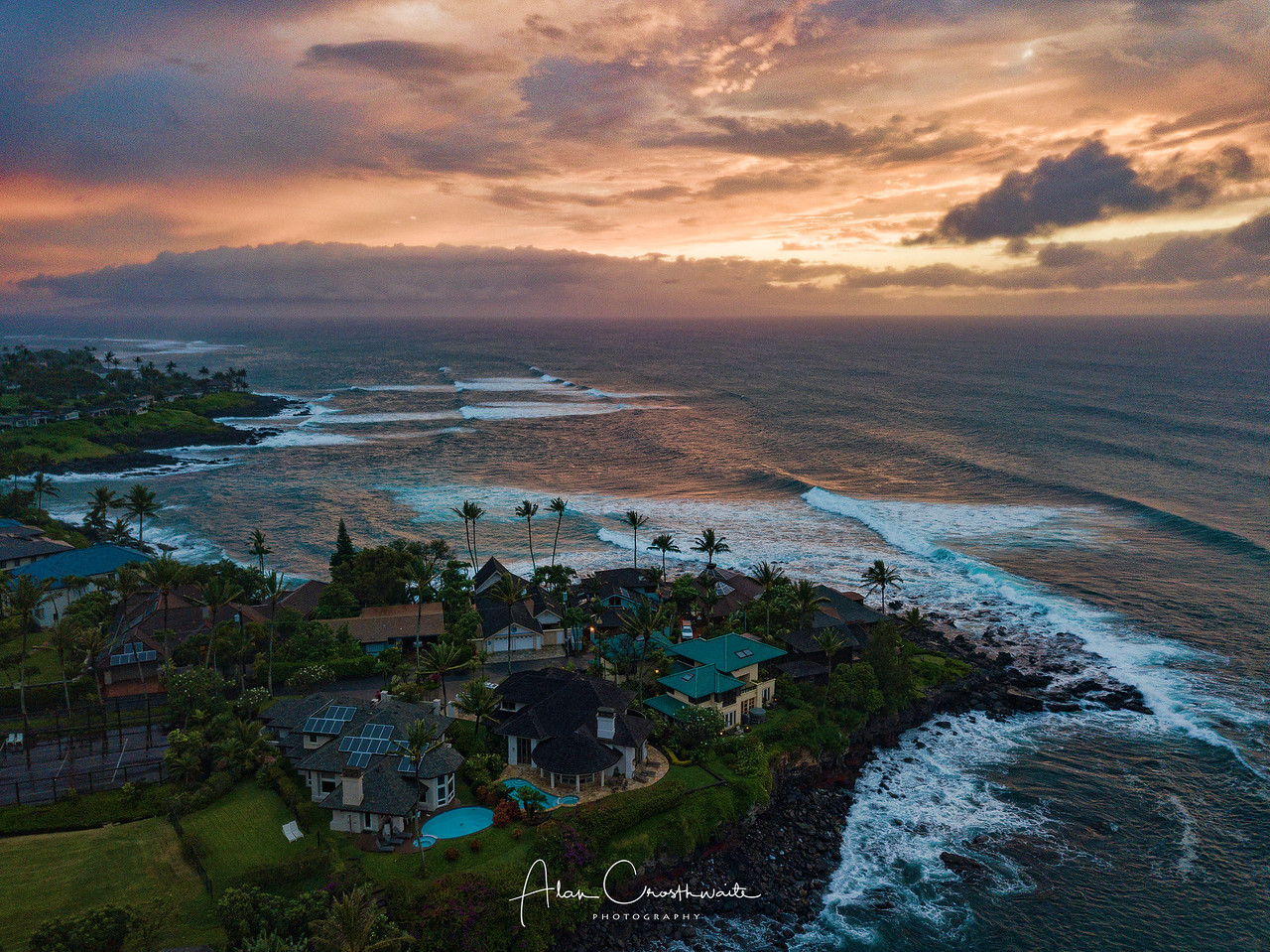 Drama and weather in Maui, Hawaii