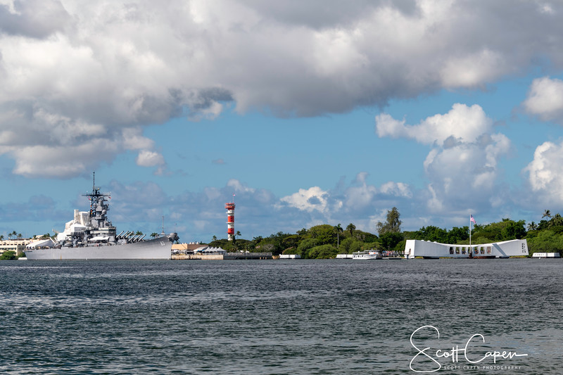 USS Missouri & Arizona Memorial