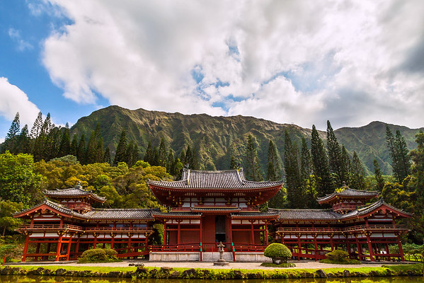 Valley of Temples