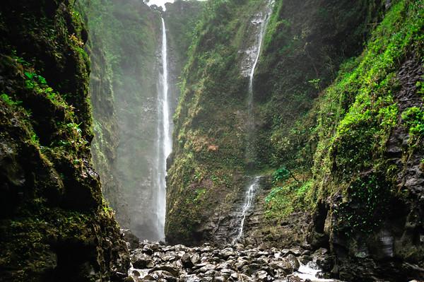 Secret Falls, Maui.