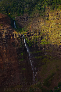 Scenes around Kauai from a helicopter.  Photo by Kyle Spradley | www.kspradleyphoto.com