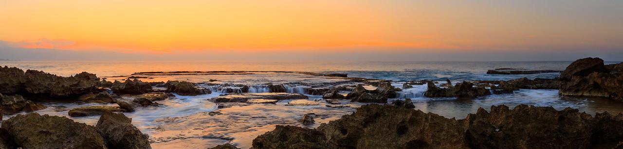 Sharks Cove Sunset