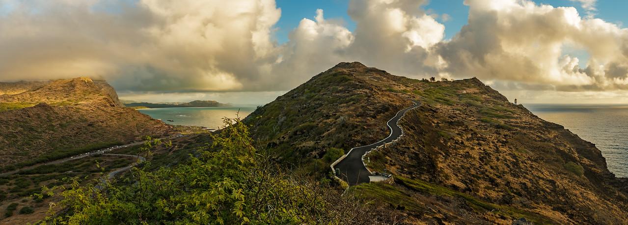 Makapu'u Ligh House Trail