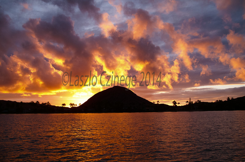 Koko Head Crater Sunrise