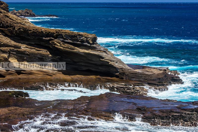Rocky Beaches II of Hawaii