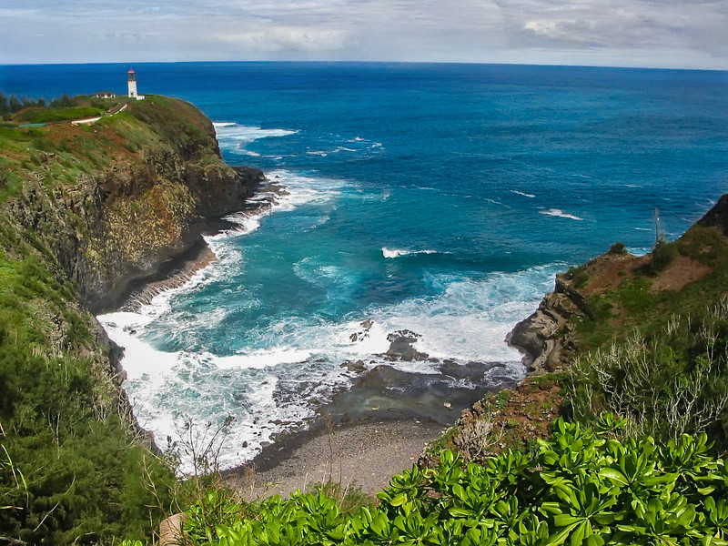Kilauea Lighthouse<br /> Kauai