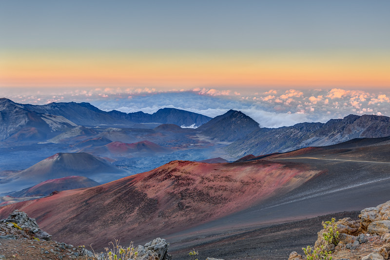 Haleakala Shadow