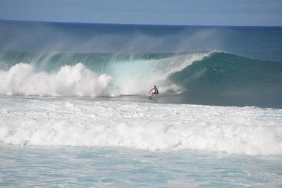 Banzai Pipeline near Sunset Beach, Oahu