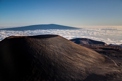 Shot near the peak of Mauna Kea Volcano on the Big Island of Hawaii.  Pretty other-worldly.