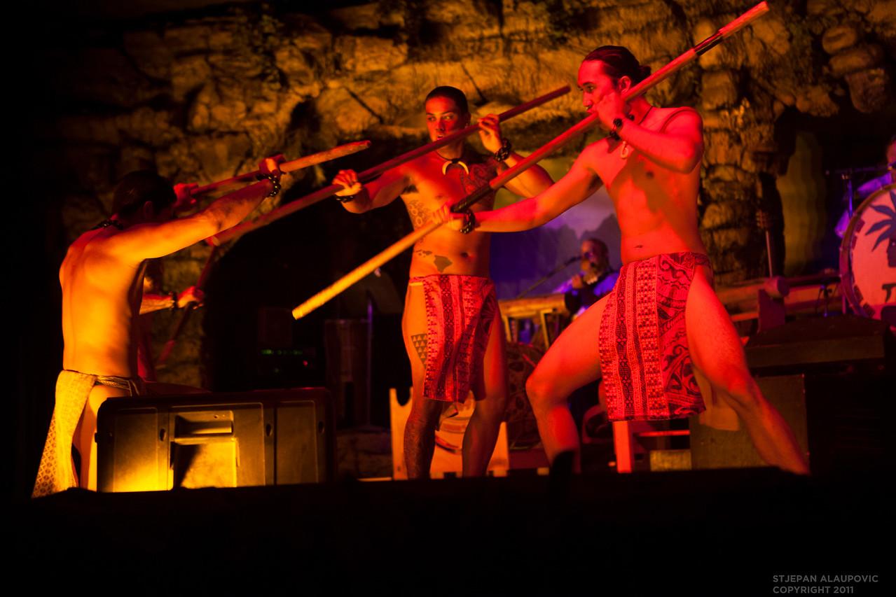 Luau Warrior Tradition