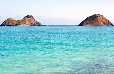 Lanikai Islands