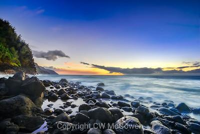 Haena State Park - Kauai