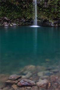 Hidden Pool, Hana Road, Maui