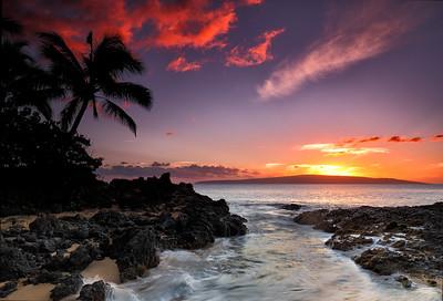 "The ""Wedding Beach""  in Makena, Maui Hawaii"