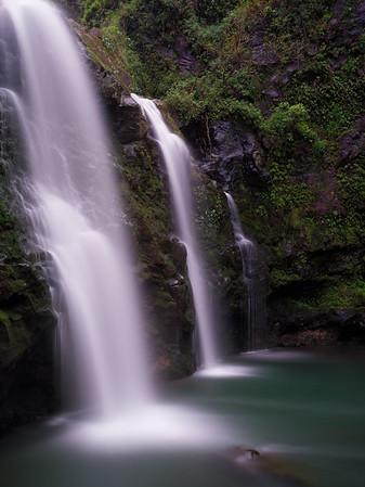 Upper Waikini Falls