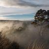 Morning Light on Volcanic Vents