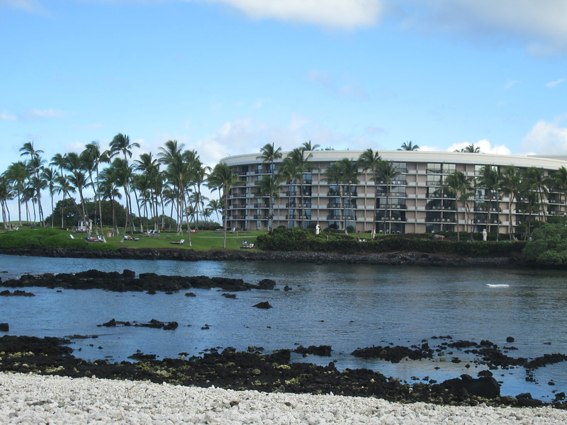 We stayed at the Hilton at Waikoloa Beach