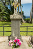 Grave of Joseph Dutton, Kalawao, Molokai, Hawaii.  Dutton was a Civil War veteran who served as Father Damien's assistant from 1886 until 1889 and attended to the people of Kalaupapa for over 40 years.