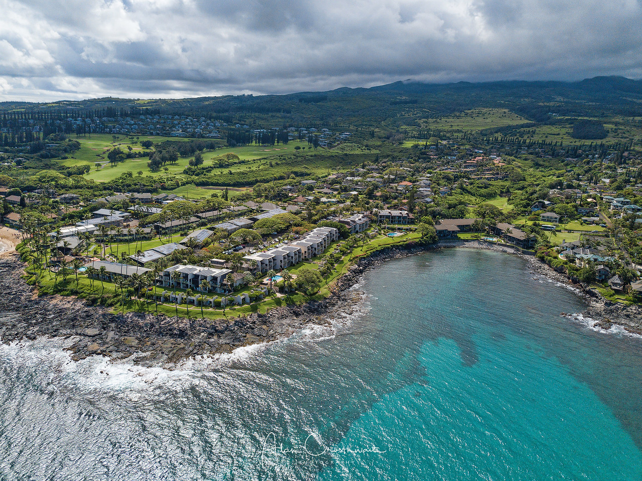Honokeana Bay, Maui, Hawaii